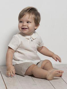 Conjunto bebé niño de Marie Claire