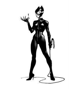 Greg Capullo, Catwoman