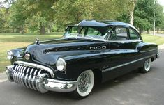 1950 Buick Special Model 46SD