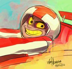 Turbo (art credit to miss-azura)