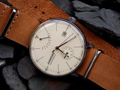 Junkers 6060-5 Bauhaus Watch