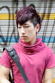 Stylish Korean Haircut for Men