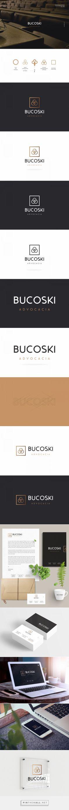 Bucoski Advocacia on Behance - created via https://pinthemall.net