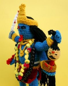 Goddess Crochet Pattern Amigurumi Doll Pattern PDF por melbangel, $5.00