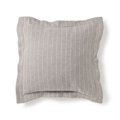 Striped Flannel Cushion - Cushions - Bedroom | Zara Home United Kingdom