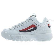 Fila Women s Disruptor II Premium Repeat Sneakers 3c807cbf4