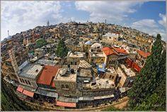 """Jerusalem, Israel   """"My Jerusalem"""" by Mikhail Levit, via 500px."""