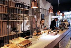 Bear Market Coffee Shop. VAV architects. Ireland.