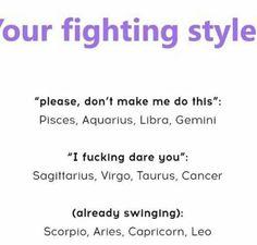 Zodiac Sign Traits, Zodiac Signs Astrology, Zodiac Signs Horoscope, Zodiac Star Signs, Astrology Zodiac, Pisces, Taurus, Zodiac Funny, Zodiac Memes