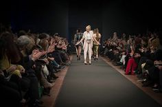 THE LOOK OF THE YEAR - Fashion and Models - #Altaroma -  Ursula Ngot