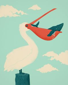 Poster | BIG CATCH von Jay Fleck | more posters at http://moreposter.de