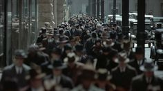 """The Cinematography of """"Road to Perdition"""" Cinematographer: Conrad Hall Won the 2003 Academy Award for Best Cinematography Detective, Color In Film, Sam Mendes, Composition, Best Cinematography, Movie Shots, Film School, Movie Lines, Film Stills"""