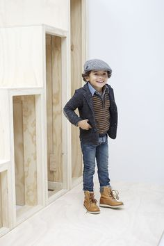 Tumble n'Dry AW 14, catálogo casi completo de moda infantil http://www.minimoda.es