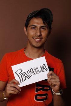 Family,PedroMedrano,Estudiante,Monterrey,México.