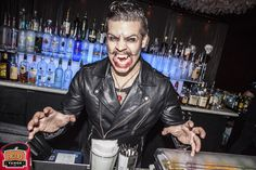 The Vampire Crawl occurs every February at bars and casinos in downtown Reno