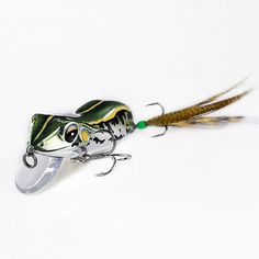 Fishing Baits Types
