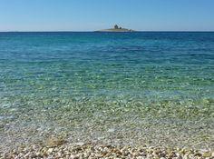 hvar, croatia, the cleanest sea