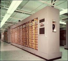 The IBM AN/FSQ-7 was by far the largest computer ever built, and is expected to hold that record. It consisted of two complete Whirlwind II computers installed in a 4-story building (1970s).