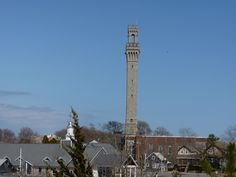 Provincetown, Massachusetts, the tallest granite structure in the USA
