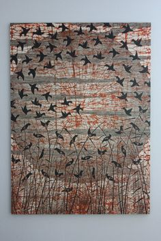 danish modern textile art