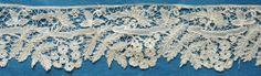 47 ins antique/vintage Bruges lace - coll. Susan Cox