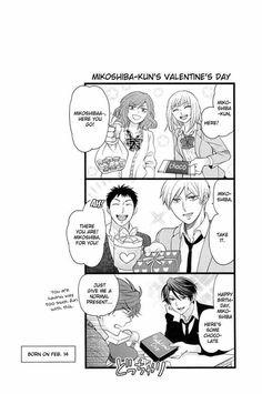 Happy birthday Mikorin.. (Gekkan Shoujo Nozaki-kun)