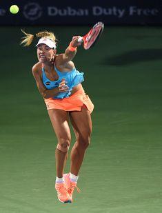 Lawn Tennis, Sport Tennis, Sport 2, Dubai Golf, Monica Puig, Angelique Kerber, Us Open, Australian Open, Tennis