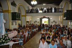 Observador Independente: JACOBINA: Missa de Nossa Senhora da Conceição na I...