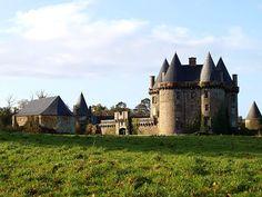 Château de Landal - XIème siècle