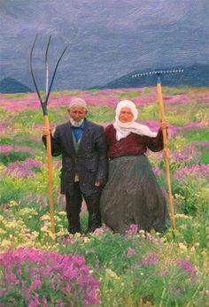 heavenly kurdish family