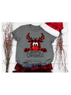 Christmas T Shirt Design, Christmas Shirts For Kids, Family Christmas Pajamas, Xmas Shirts, Funny Christmas Shirts, Christmas Vinyl, Christmas Clothing, Christmas Baking, Cute Shirt Designs