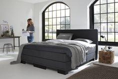 Boxspring Sense 120 E #bedroom #slaapkamer   SwissSense.nl