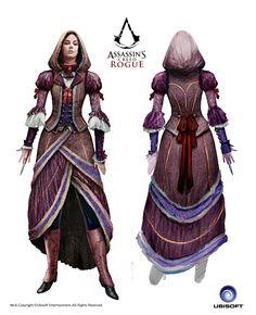 ACC Rogue Hope Jensen by satanasov.deviantart.com on @DeviantArt