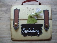 das-creativchen: Koffer-Karten zur Einschulung