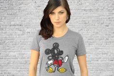 AV Mouse - Gals T-shirt