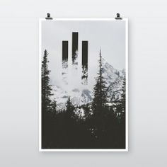 Dieses 30,5 cm x 46 cm Poster des Skandinavischen Designlabels wurde mit Epson UltraChrome HDR Ink-Jet Technologie auf schweres, mattes Epson Papier gedruckt. Kommt ohne schwarzen Rahmen.