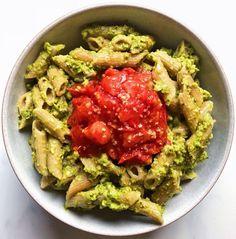 Creamy Basil and Avocado Pesto – The Dish On Healthy