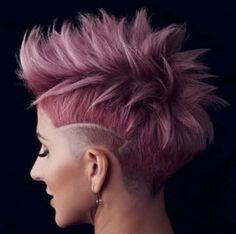 visit for more Short haircuts for spring summer 2019 The post Short haircuts for spring summer 2019 appeared first on kurzhaarfrisuren. Balayage Long Hair, Bronde Hair, Medium Short Hair, Short Hair Cuts, Tiger Eye Hair Color, Blonde Pixie Cuts, Long Layered Haircuts, Shaved Hair, Great Hair