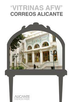 Ya tenemos otro escenario para Alicante Fashion Week, se trata del emblemático edificio de Correos