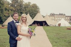 Totally Tipi | Yorkshire tipi hire | Maryanne Scott Photography | Cannon Hall Venue