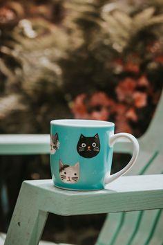 LookHUMAN Im Pretty Rad-ish White 15 Ounce Ceramic Coffee Mug