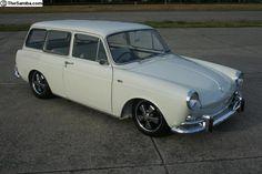 Squareback - my first car