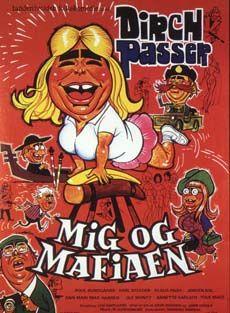 Mig og mafiaen (1973) 4 tøser med fire tatoveringer.