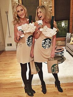 Halloween Costume Ideas Inspired by Food and Drinks