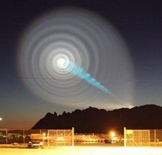 Unusual UFO-Like Vortex Appears Over Siberia as Thousands Watch