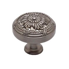 View the Berenson 8248 Toccata Mushroom Cabinet Knob with 38mm Diameter at PullsDirect.com.