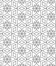 Mosaic Patterns Coloring Pages  Bestofcoloringcom  coloring