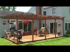 How to Clean & Treat Your Deck to Make It Look New