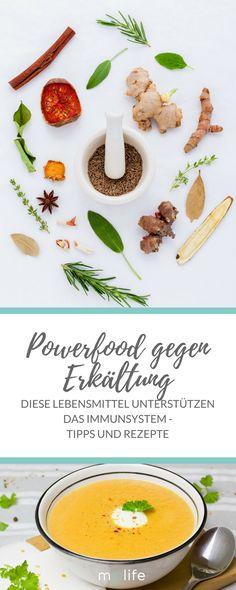 """Meerrettich, Chilis und Ingwer: Das Powerfood hilft super gegen Erkältungen und unterstützt das Immunsystem. """"mylife"""" hat die besten Rezepte."""