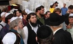 Close to 50 members of Amish Christian communities in the U.S.and Switzerland visited Israel last week for one reason: To apologize to the Jewish People.